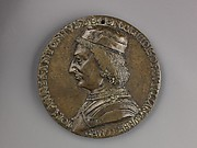 Medal:  Giovanni Antonio de' Conti