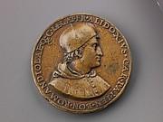 Medal: Cadinal Francesco degl' Alidossi