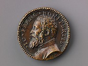 Medal:  Bust of Gianfrancesco Boniperti