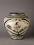 Wine jar (Guan), Cizhou ware