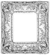 Swept frame
