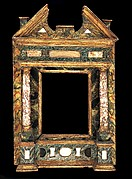 Tabernacle frame (pair with 1975.1.2341)