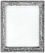 Canaletto-style mirror frame