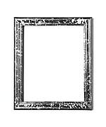 Veneered ogee frame