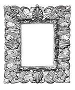 Palatina-style Salvator Rosa frame