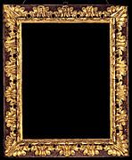 Reverse ogee frame