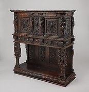 Dresser (Dressoir aux harpies)