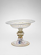 Armorial tazza