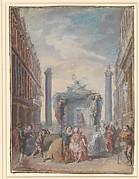 Les fêtes vénitiennes