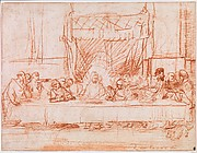 The Last Supper, after Leonardo da Vinci