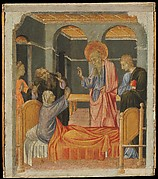 Saint John the Evangelist Raises Drusiana