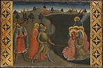 Saints Cosmas and Damian and Their Brothers Saved by an Angel After They Have Been Condemned to Death by Drowning