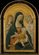 Madonna and Child with Saints Mary Magdalen and Sebastian