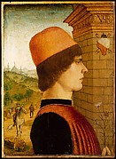 Portrait of a Man, possibly Matteo di Sebastiano di Bernardino Gozzadini