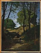 Fir Trees in Les Trembleaux, near Marlotte (Sapins aux Trembleaux à Marlotte)