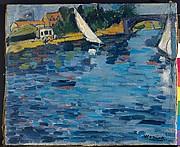 Sails at Chatou