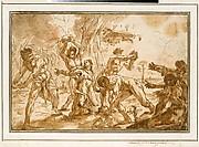 The Stoning of Saint Stephen