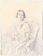 Portrait of Madame Ravaisson