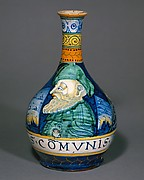 Apothecary bottle (fiasca da farmacia)