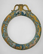 Ring flask (fiasca d'anello)