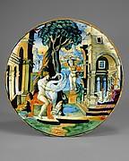 Plate (scodella)