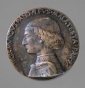 Medal:  Sigismondo Pandolfo Malatesta