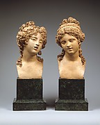 All'antica female bust