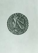 Medal:  Charles VIII