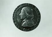 Medal:  Federigo da Montefeltro