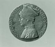 Medal of Vittorino Rambaldoni da Feltre
