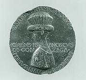 Medal:  Gianfrancesco I Gonzaga