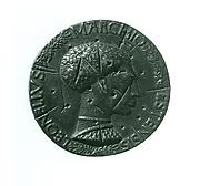 Medal:  Leonello d'Este