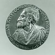 Medal:  Paolo Giovio