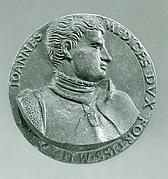 Medal:  Giovanni de'Medici delle Bande Nere