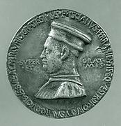 Medal:  Presciano de Ferrara