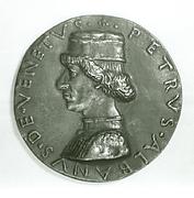 Medal:  Pietro Albano
