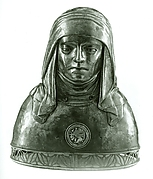 Reliquary bust of a woman