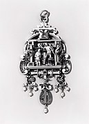 Pendant: The Baptism of Christ
