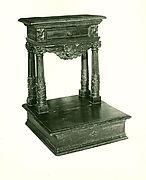 Prie Dieu (Praying stool)