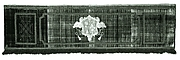 Valance with Chigi coat of arms