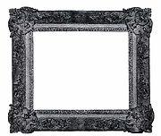 Louis XIV-style frame