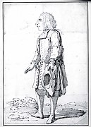 Caricature of a Polish Count