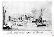 The Island of the Beata Vergine del Rosario
