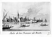 The Island of San Francesco del Deserto