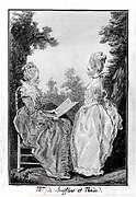 Madame la Comtesse de Boufflers and Thérèse