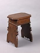 Stool (pair with 1975.1.2005)