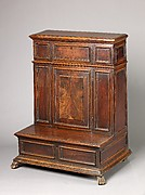 Prie Dieu (Praying cabinet)