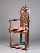 Armchair (caquetoire)