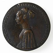 Medal of Cecilia Gonzaga