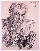 Portrait of Henri-Edmond Cross
